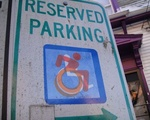 Accessible Icon Graffiti