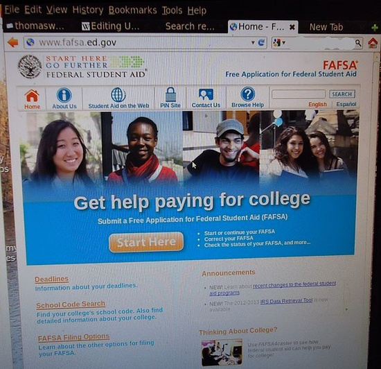 FAFSA's Not The Only Problem