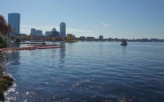 Charles River Esplanade views