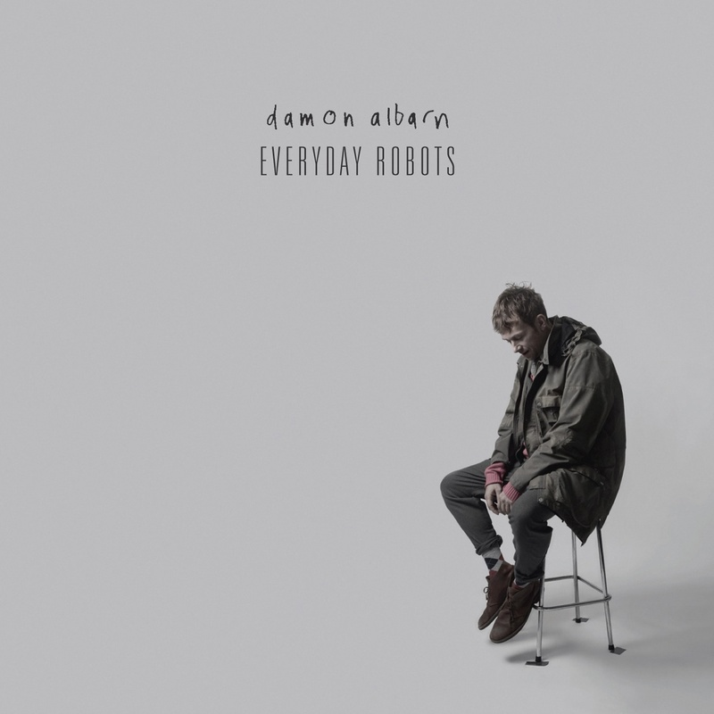 Everyday Robots cover