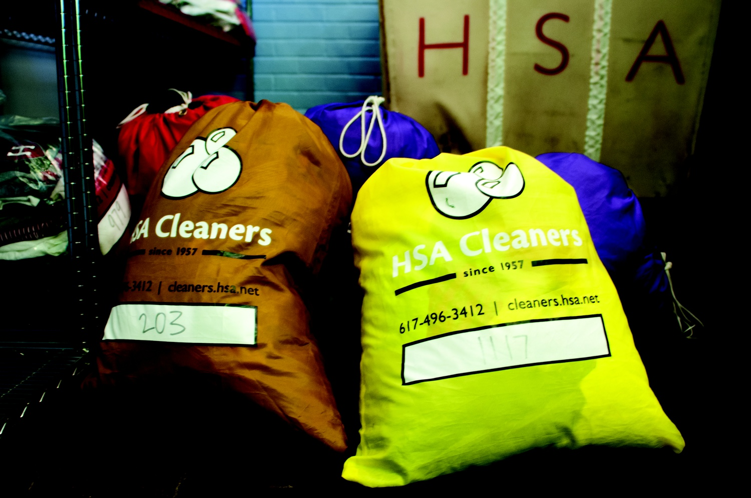 Year in Review - Diversity: HSA Cleaners
