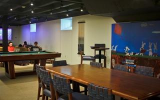 McKinlock Student Lounge