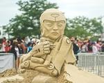 Sand Statue