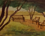 garden-chairs-trees