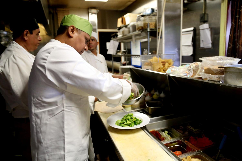Veggie Burger Chef
