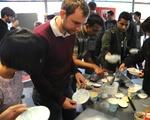 Ice Cream at Deep Learning Talk