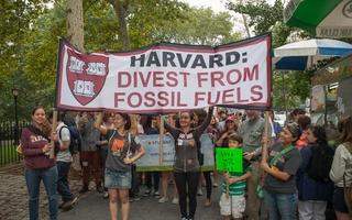 Manhattan Climate March