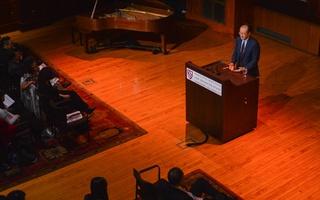 Jim Kim at Harvard