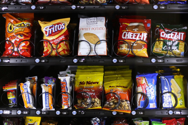 The Crimson's Vending Machine
