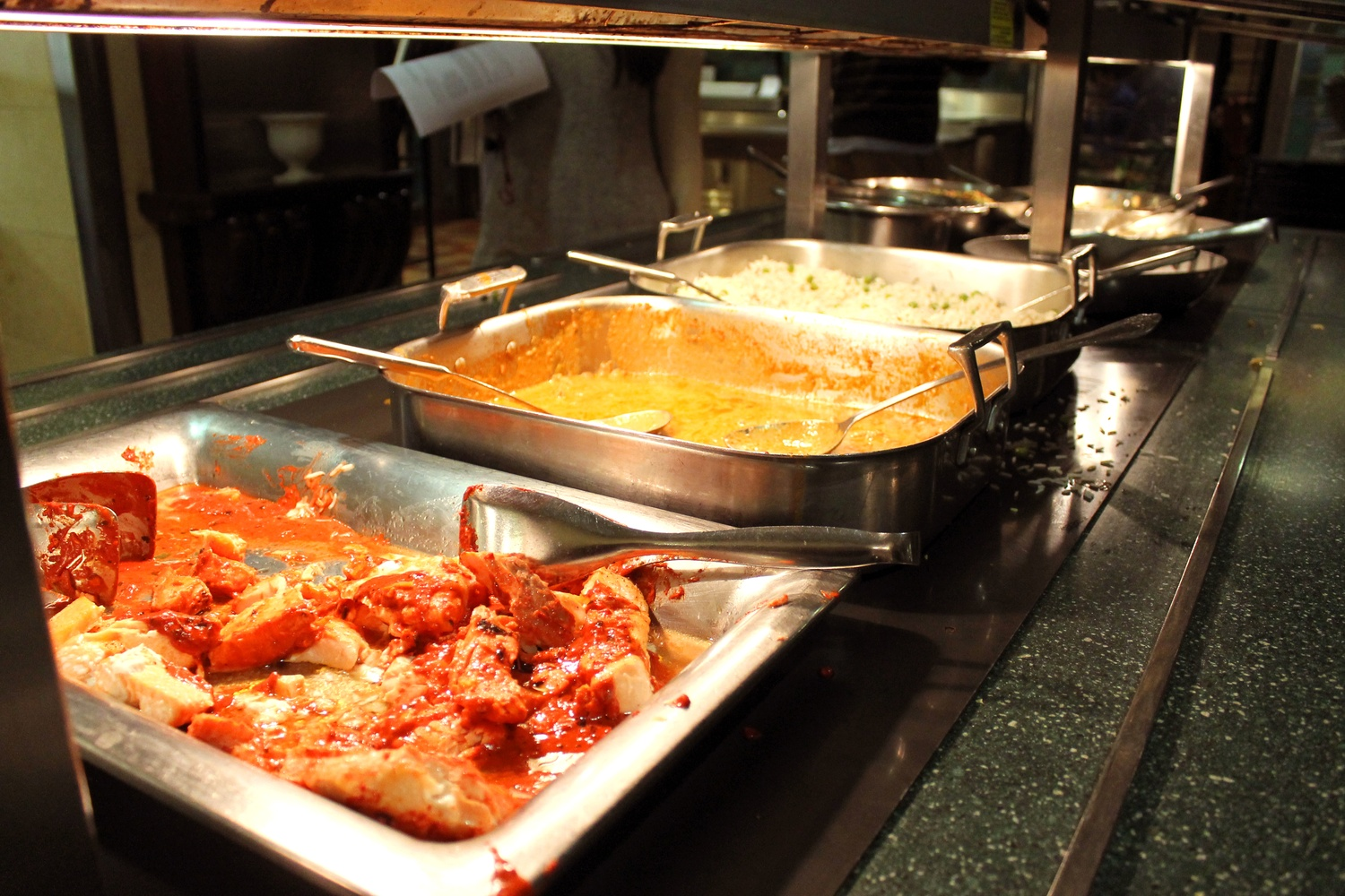 Diwali in the Dining Halls