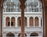 Fogg Colonnade
