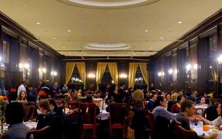 Thanksgiving at Harvard