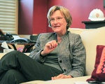 Interview with President Faust