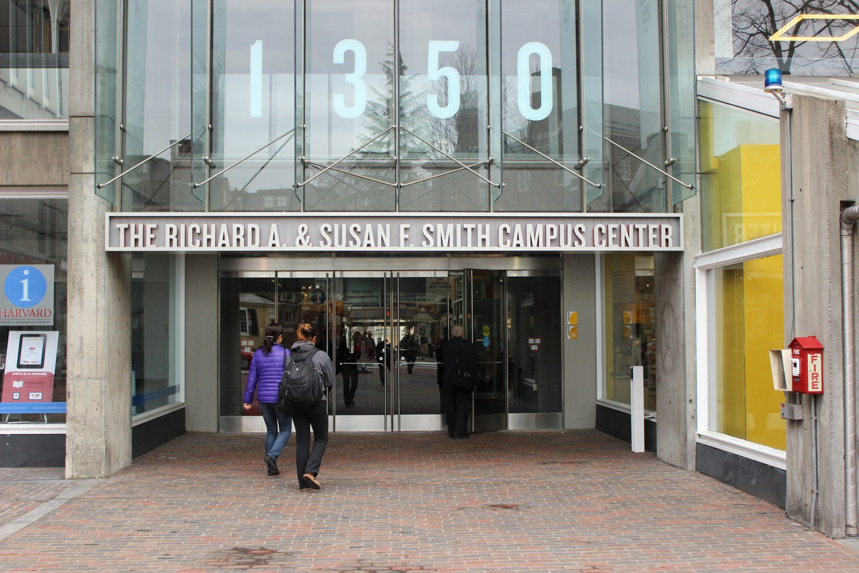 Registrar Moves to Smith Campus Center
