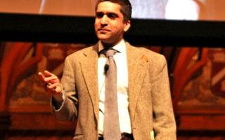 Dean Khurana Addresses the Class of 2018