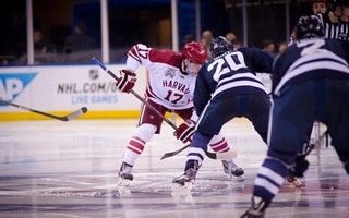 Sophomore forward Sean Malone has been out of the lineup since December 30.