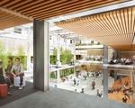 Campus Center Interior