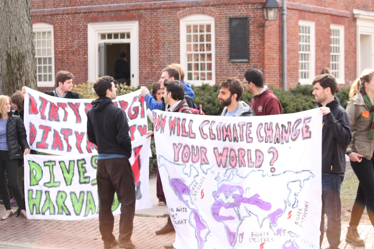 Divest Harvard from 2013