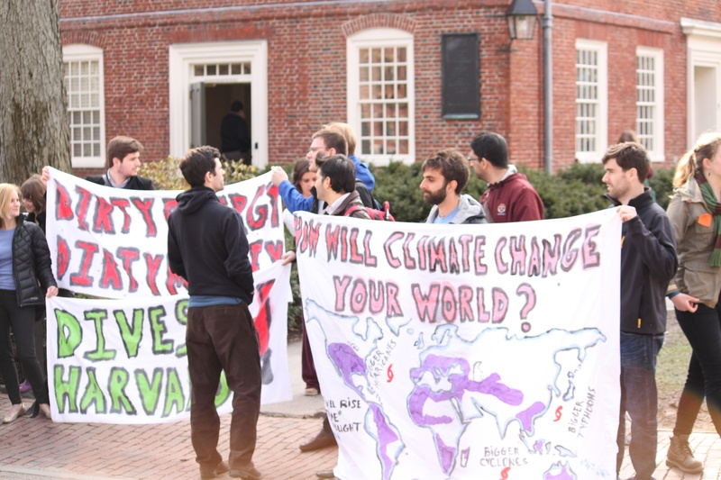 Divest Harvard from 2013