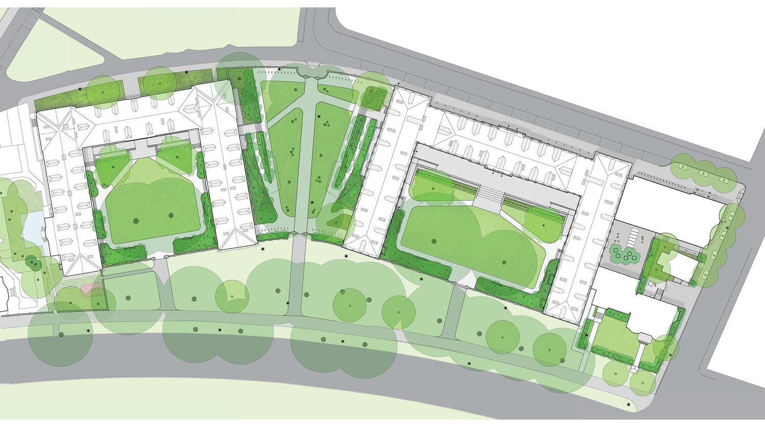 Winthrop Site Plan