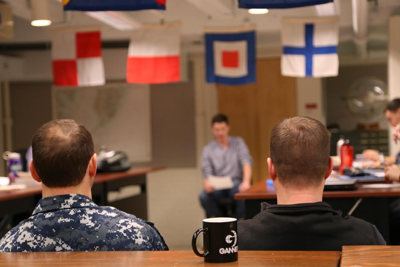 Naval History Class