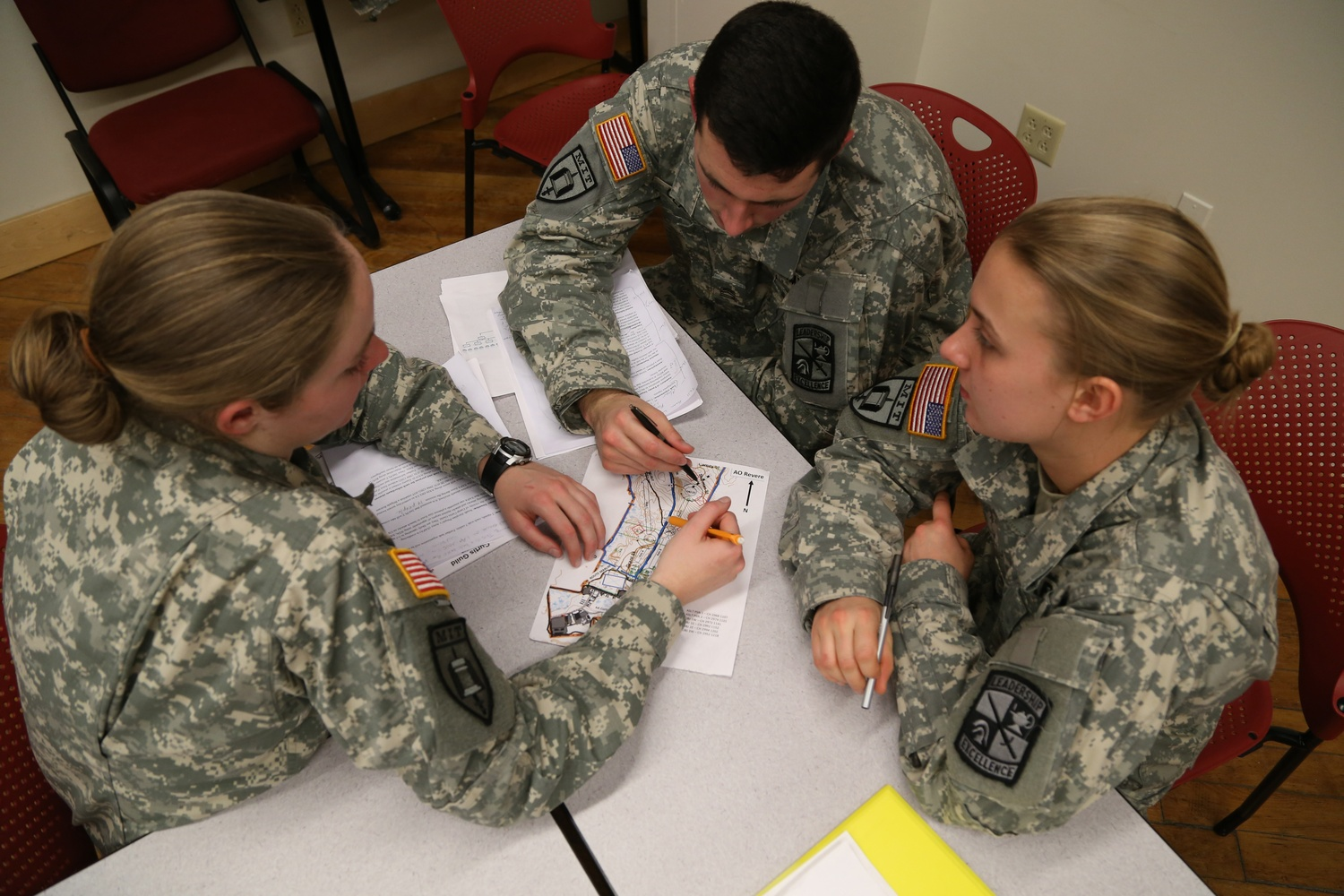 Army ROTC LEAD Lab