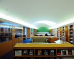 Spacious Study Areas in the Fung Library