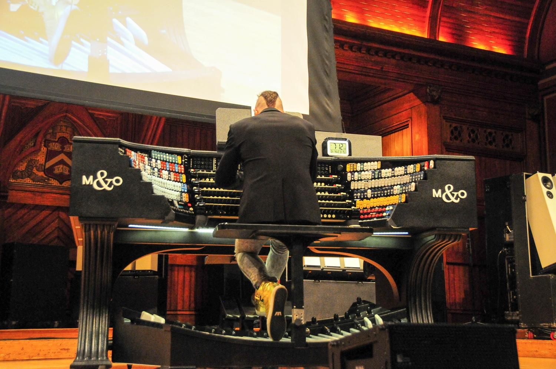 International Touring Organ