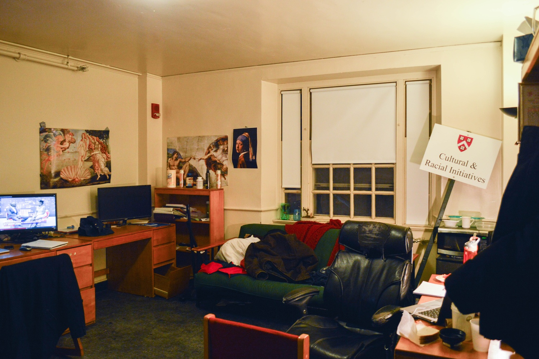 Common Room in Eliot House