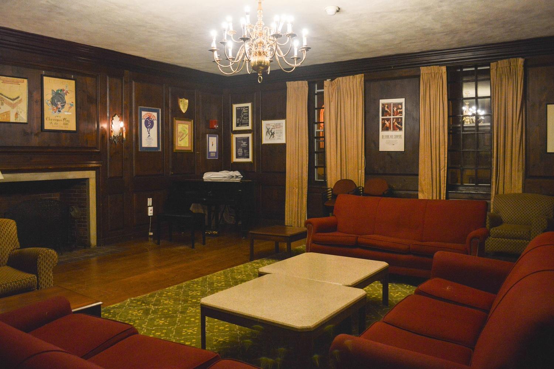 JCR in Eliot House