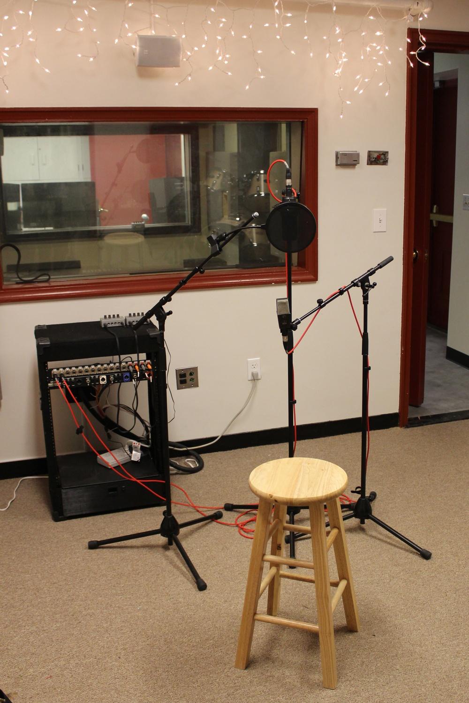 Quad Sound Studios 1