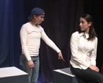 """Two students perform """"The Vagina Monologues"""""""