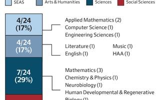 Academic Breakdown of 'Junior 24'
