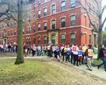 Harvard Teaching Campaign Petition