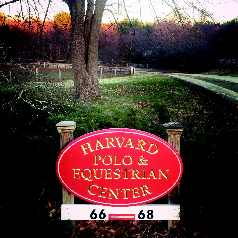 Harvard Polo and Equestrian Center