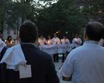 Harvard's South Asia Institute Co-sponsors Vigil