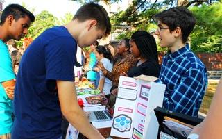 Student Activities Fair