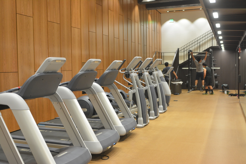 Dunster House Gym