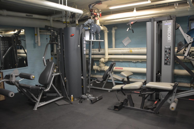 Adams House Gym