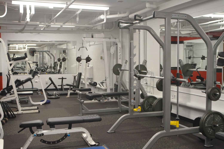 Pforzheimer House Gym