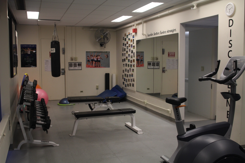 Leverett House Gym