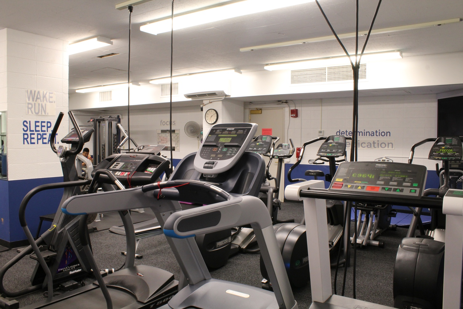 Quincy House Gym