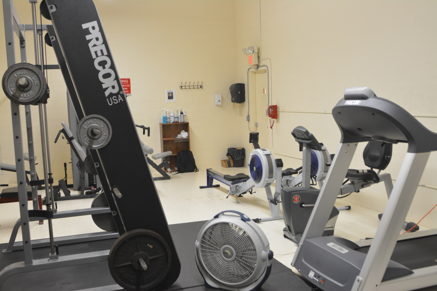 Lowell House Gym