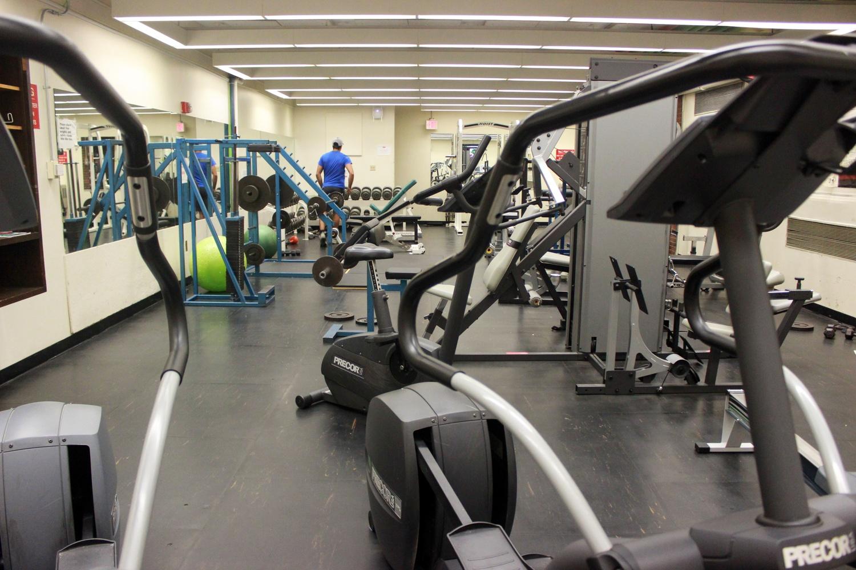 Mather House Gym