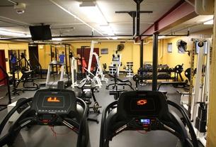 卡伯特家健身房