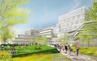 Allston Campus Rendering