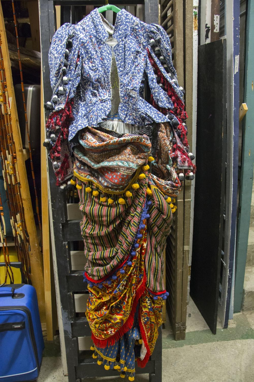 HRDC Gypsy Dress Prop