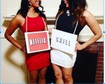 Halloween Costumes: Netflix and Chill