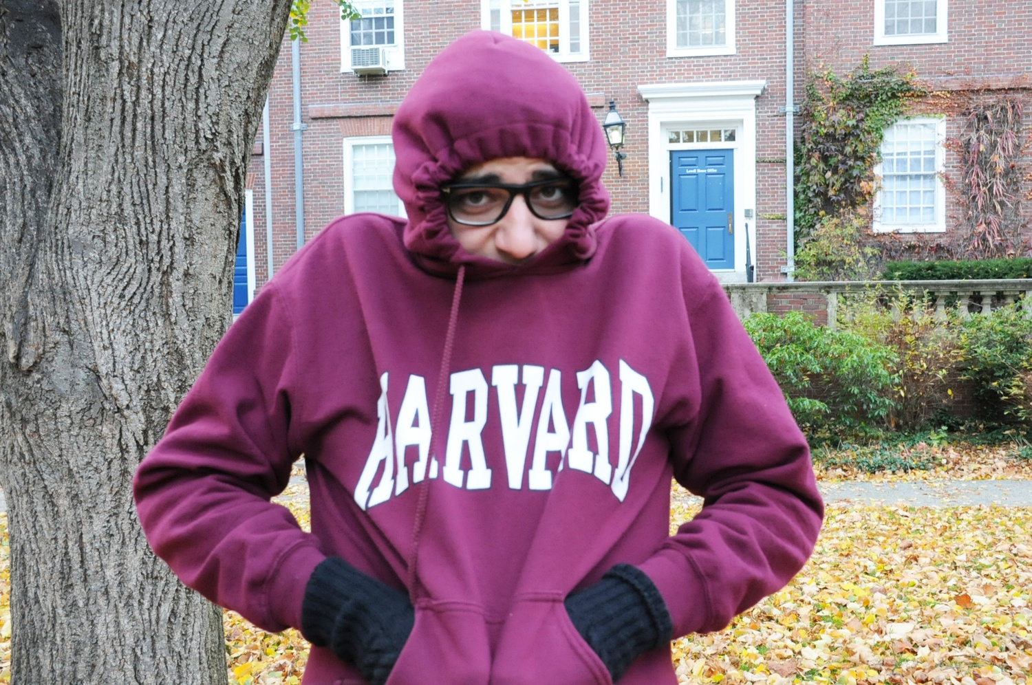 Harvard-Yale Outfit Option #2
