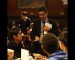 Khurana Addresses Students